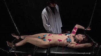 Electro torture Asian Girl Japanese - 14