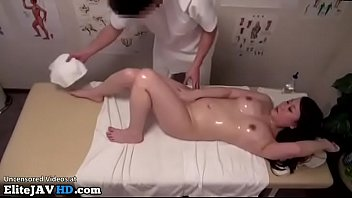 Video sex new Japanese massage had unexpected end