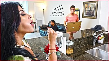 Bangbros Kitty Caprice Gets Her Latin Big Ass Fucked While Her Bf Is Home
