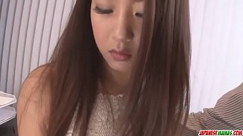 Satomi Suzuki dildo fucked and licked on clit by older man - More at Japanesemamas com 12 min