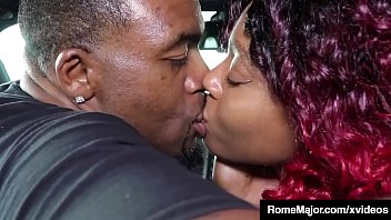 Black Bull Rome Major crams his thick ebony dick into Black Babe, Thick Red, fucking her brown box until he shoots his load on her! Full Video & Watch Rome Fuck Chicks Live @ RomeMajor.com!