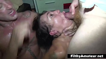 Coke In The Ass And Head In The Toilet Furious Orgy
