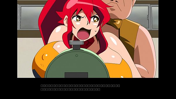 Gurren lagann sex games