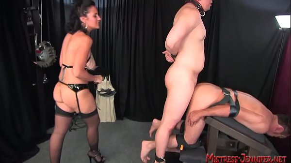forced bisexual anal sex -