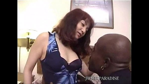 Black milf fucked by boy
