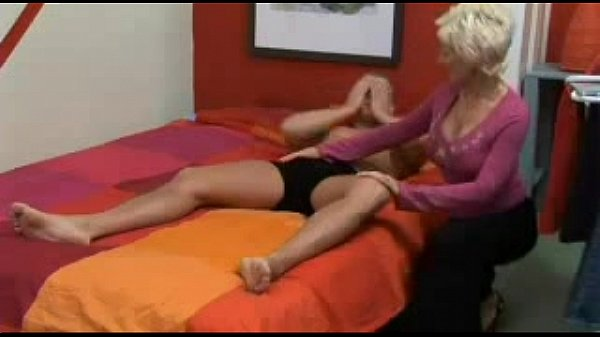 Mature Blonde Fucks The Guest Women in wet Clothes - YouTube