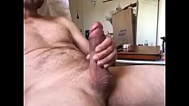 Hot dick enjoys cumming