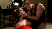 Teen actress with big tits Ashley Adams tried t...