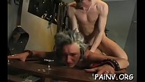 Bith gets spanked and punished