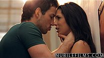 NubileFilms - Handy Man Makes Hot Housewife Squirt's Thumb