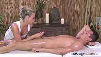Massage room orals and hand jobs Thumbnail