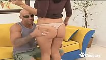 Claudia Opens Up Her Hole & Gets A Nice Hard Fu...
