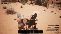 Watch Hot Sexy Conan Exiles Nudity Ass Tits Part 3 tease tease tease preview