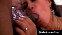 Asian Persuasion Maxine-X gets her Oriental orifice banged by a big black cock who creampies her tight Milf asshole in this interracial anal clip! Full Video & Maxine Live @ MaxineX.com! Thumbnail