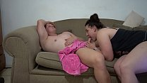 Step Brother caught s. by his Huge Ass Pawg sis...