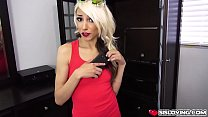 Watch Hime Maries did a sloppy deep throat blowjob on his horny step bros huge cock! preview