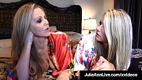 Watch julia ann and jordi Xxx clip: Milf lesbian lovers julia ann & vicky vette stuff their expert tongues into each other's warm, willing mature muffs until they make each other cum! full video & julia live @ juliaannlive.com! preview