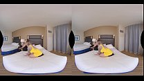 BEST FRIENDS FUCK YOU IN VR IN THEIR HOTEL ROOM's Thumb