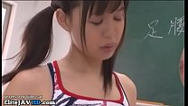 Jav cute college girl has sex with her coach