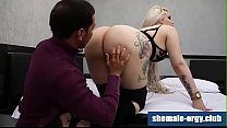 Watch Lexie Beth Shemale Black Cock @ shemale-orgy.club preview