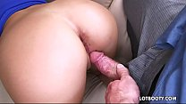 Big ass lovely brunette Parker Page gets fucked doggystyle Thumbnail