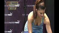 Jacqueline Fernandez boobs Showing cleavage HOT...