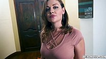 Hot cougar Sovereign Syre fucks a huge dick