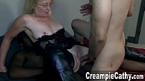 Cathy Gets Multiple Creampies