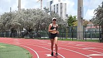 Chinese Girl I Met At The Park in Miami, She Le...