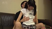 Young Asian slim body creampied in the sofa [Ja...