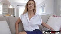 Watch Step mom & son fuck while dad sleeps in next room preview