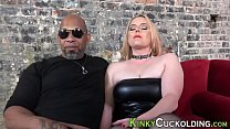 Watch Kinky wife gets creampied preview