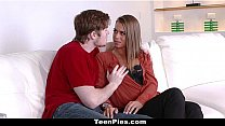 Watch TeenPies - Hot Babe Gets Tight Pussy Creampied preview