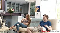 Hot Busty Sis Lena Paul Takes Stepbros Huge Cock In Her Lovehole.'s Thumb