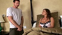 Watch Friends busty mom forced me to fuck her preview