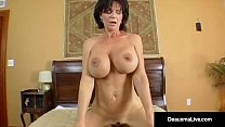 American MILF, Deauxma invites her boy toy over...