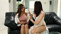 Reena Sky and Chanel Preston Amazing Lesbian Sex's Thumb