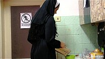 Two hot nuns play with each other