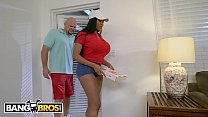 BANGBROS - It's Pizza Time, Bitches. Did Someone Order Some PHAT Ebony Azz?!