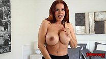 Hot MILF Nicky Ferrari Pounded By A Young Dick