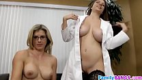 My Family Therapy with Mom and Sister Cory Chase's Thumb