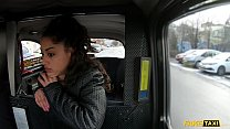 Fake Taxi Euro Edition Miss Scarlet Rebel gets ...