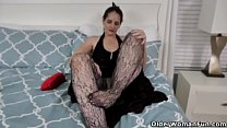 Well rounded milf Christina Sapphire from the U...
