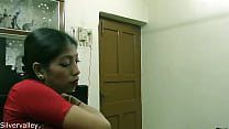 Desi Sexy wife getting crazy for sex and BA pass nokor fucked her romantically:: With clear Hindi audio