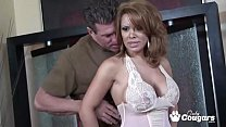 Thick & Curvy MILF Sienna West Rides A Hard Dick's Thumb