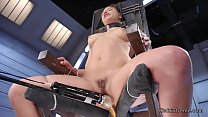 Abella Danger is_fucked with_dildo machine Thumbnail