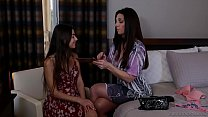 Watch Mother Daughter exchange club with Mindi Mink and Arielle Faye preview