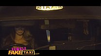 Female Fake Taxi Milf with natural tits passengers cock for payment's Thumb