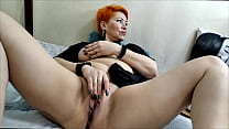 Big cock in a mature pussy close-up and other t...