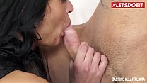 Watch Rough Sex Session At Casting For Italian Hot Milf - LETSDOEIT.COM preview